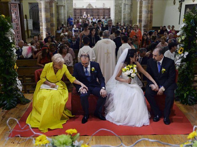 La boda de Javi y Laura en Villerías De Campos, Palencia 11