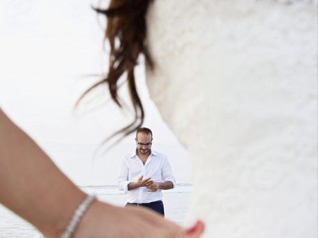 La boda de Javi y Laura en Villerías De Campos, Palencia 14