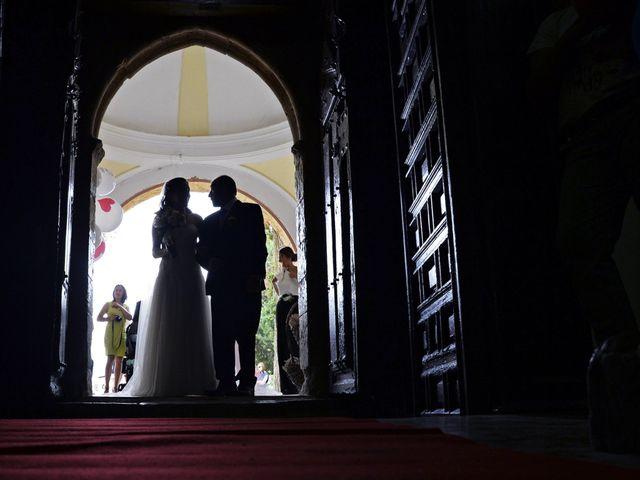La boda de Javi y Laura en Villerías De Campos, Palencia 16