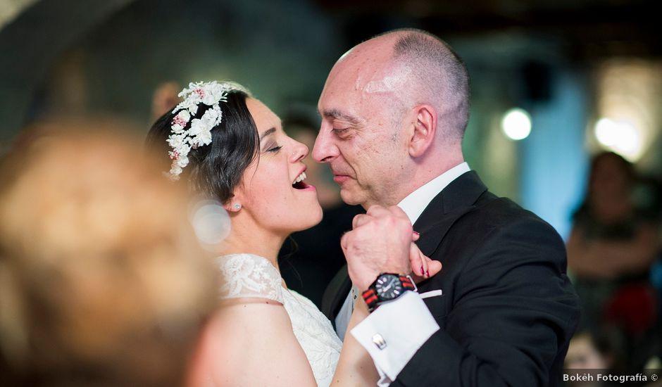 La boda de Luis y Mónica en Chantada (Santa Marina), Lugo