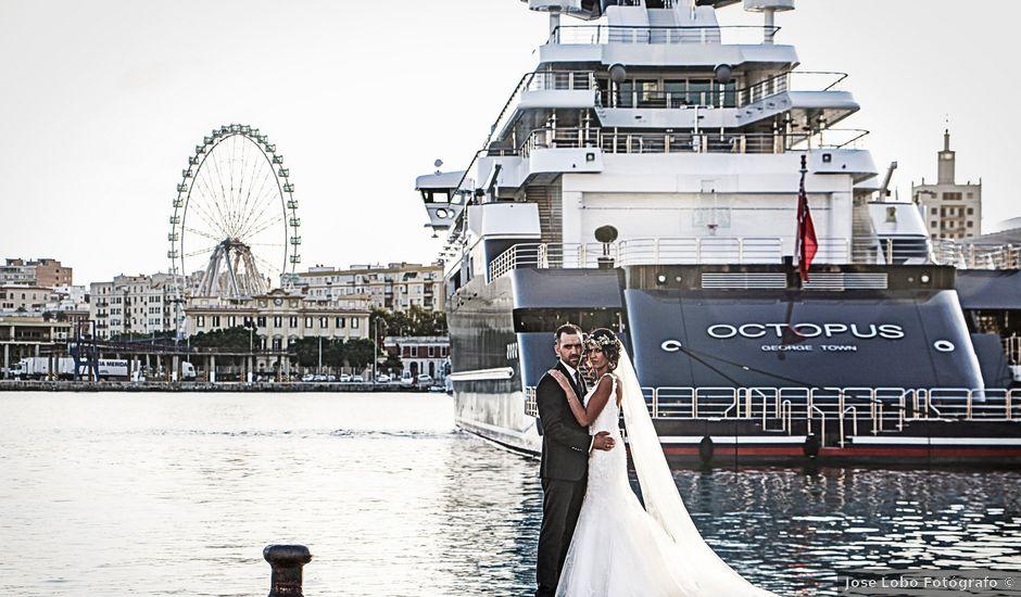 La boda de Alvaro y Lucia en Málaga, Málaga