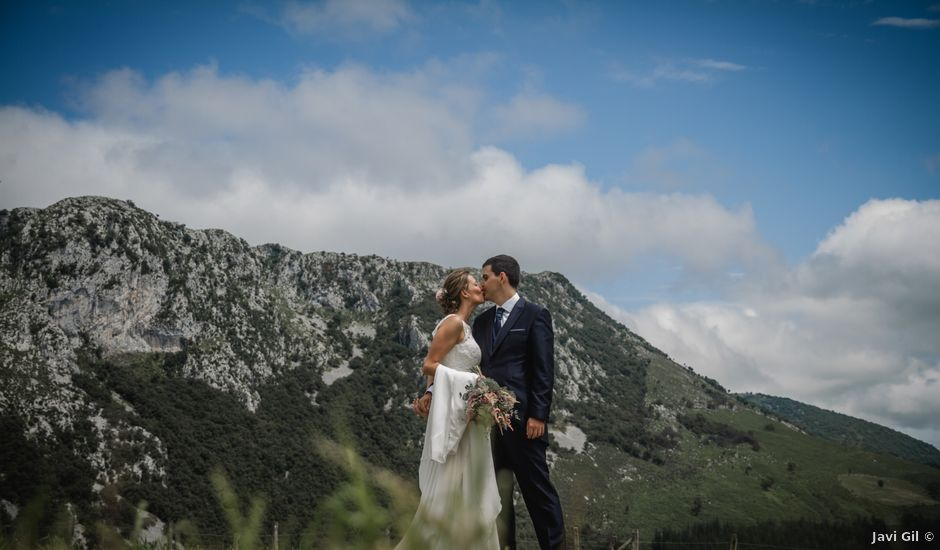 La boda de Juan y Maria en Panes, Asturias