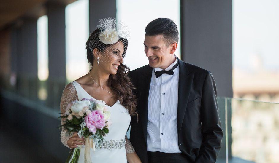 La boda de Beni y Marta  en Barcelona, Barcelona