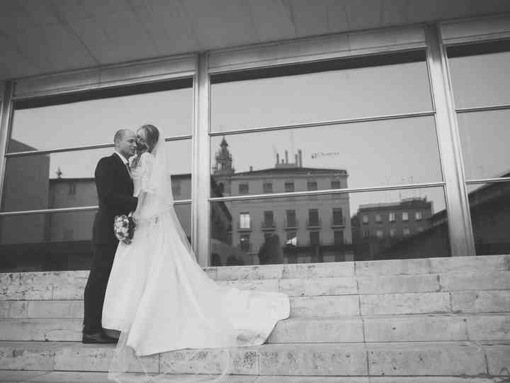 La boda de Verónica y José