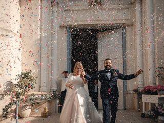 La boda de Ewe y Juan