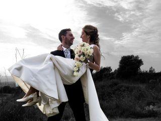 La boda de Miriam y Dani