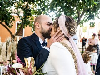 La boda de Aurea y Carlos
