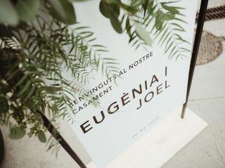 La boda de Eugenia y Joel 1