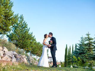 La boda de Silvia y Miguel