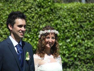 La boda de Marta y Cisco