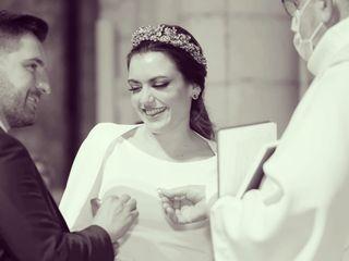 La boda de Vicente y Alba  1