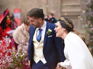La boda de Vicente y Alba  2