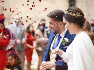 La boda de Vicente y Alba  3