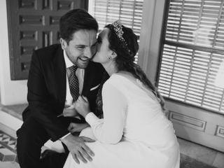 La boda de Vicente y Alba