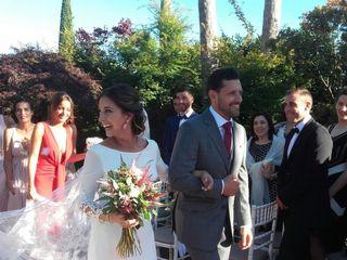 La boda de Yoli y Rubén