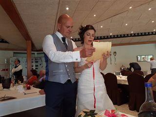 La boda de Mónica y Javi