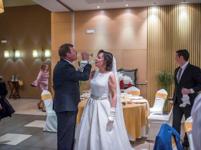 La boda de Juan Luis y Guadalupe en Villanueva De La Serena, Badajoz 18