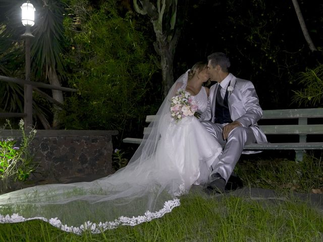 La boda de Joaquin y Cruz en Las Palmas De Gran Canaria, Las Palmas 4