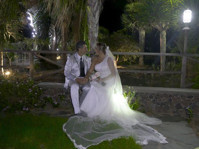 La boda de Joaquin y Cruz en Las Palmas De Gran Canaria, Las Palmas 5