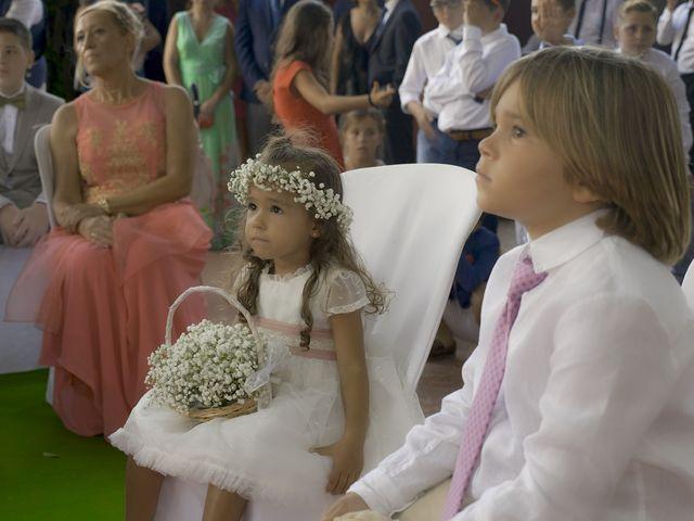 La boda de Joaquin y Cruz en Las Palmas De Gran Canaria, Las Palmas 29