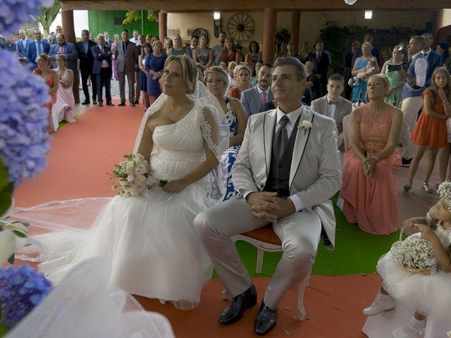 La boda de Joaquin y Cruz en Las Palmas De Gran Canaria, Las Palmas 30