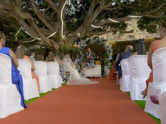 La boda de Joaquin y Cruz en Las Palmas De Gran Canaria, Las Palmas 31