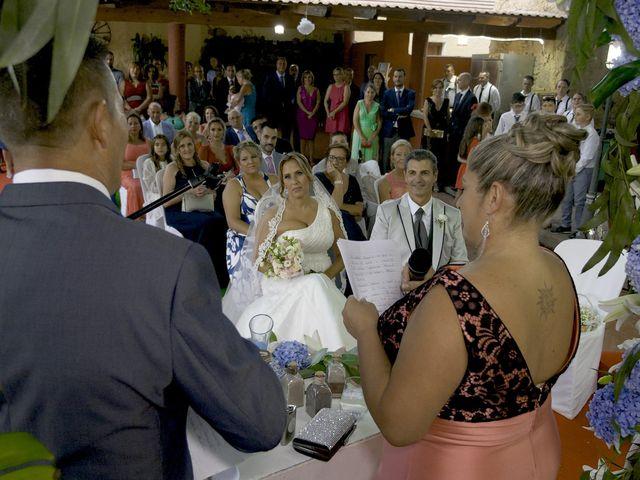 La boda de Joaquin y Cruz en Las Palmas De Gran Canaria, Las Palmas 37