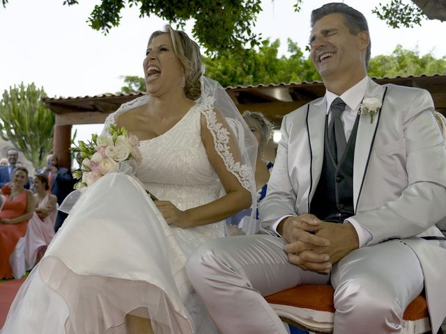 La boda de Joaquin y Cruz en Las Palmas De Gran Canaria, Las Palmas 41