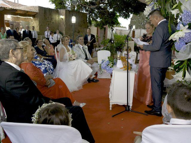 La boda de Joaquin y Cruz en Las Palmas De Gran Canaria, Las Palmas 42