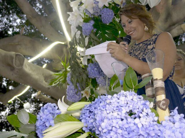 La boda de Joaquin y Cruz en Las Palmas De Gran Canaria, Las Palmas 47