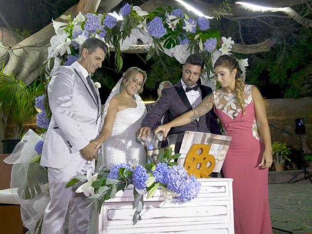 La boda de Cruz y Joaquin