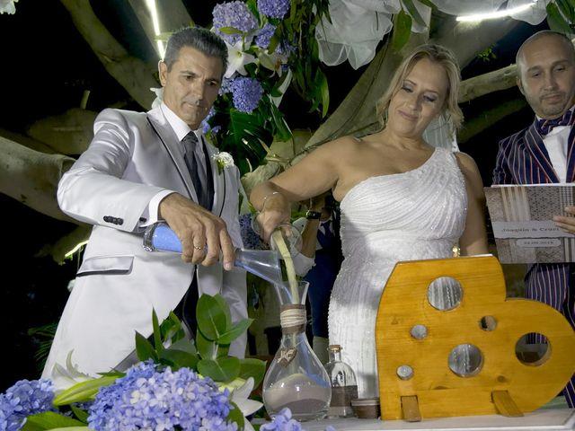 La boda de Joaquin y Cruz en Las Palmas De Gran Canaria, Las Palmas 51