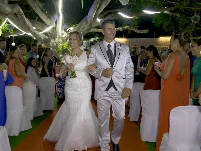 La boda de Joaquin y Cruz en Las Palmas De Gran Canaria, Las Palmas 53