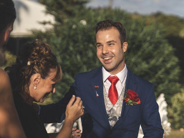 La boda de Miki y Rebeca en Badalona, Barcelona 2