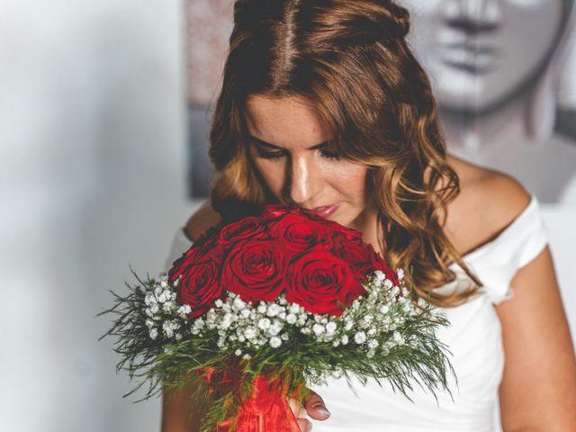 La boda de Miki y Rebeca en Badalona, Barcelona 1