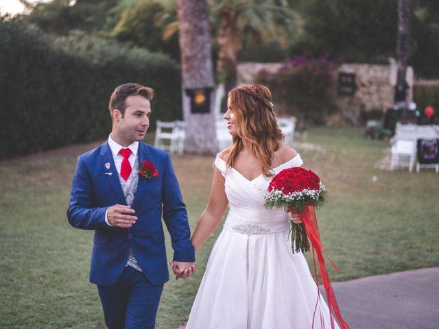 La boda de Miki y Rebeca en Badalona, Barcelona 7