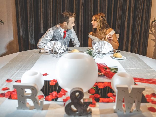 La boda de Miki y Rebeca en Badalona, Barcelona 8