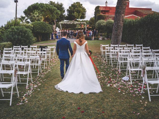 La boda de Miki y Rebeca en Badalona, Barcelona 9