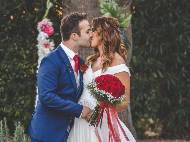 La boda de Miki y Rebeca en Badalona, Barcelona 10