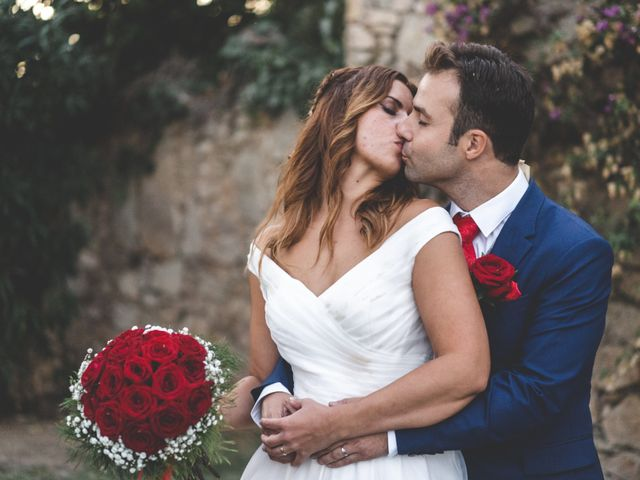 La boda de Rebeca y Miki