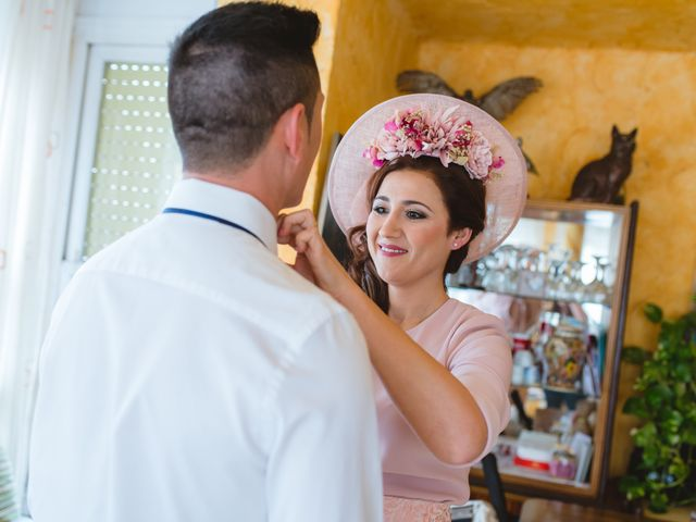 La boda de David y Sara en Orihuela, Alicante 5