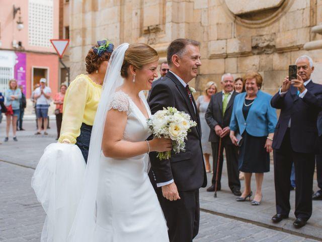 La boda de David y Sara en Orihuela, Alicante 26