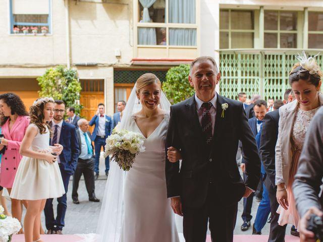 La boda de David y Sara en Orihuela, Alicante 27