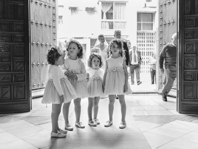 La boda de David y Sara en Orihuela, Alicante 28