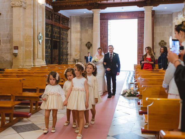 La boda de David y Sara en Orihuela, Alicante 29