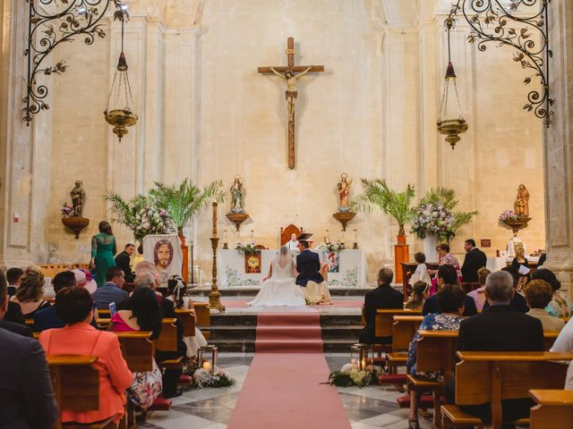 La boda de David y Sara en Orihuela, Alicante 32