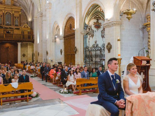 La boda de David y Sara en Orihuela, Alicante 36