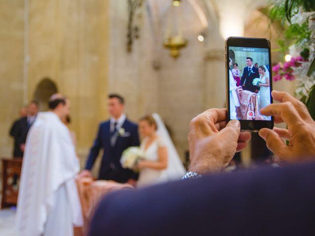 La boda de David y Sara en Orihuela, Alicante 40