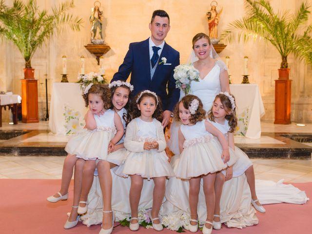 La boda de David y Sara en Orihuela, Alicante 41
