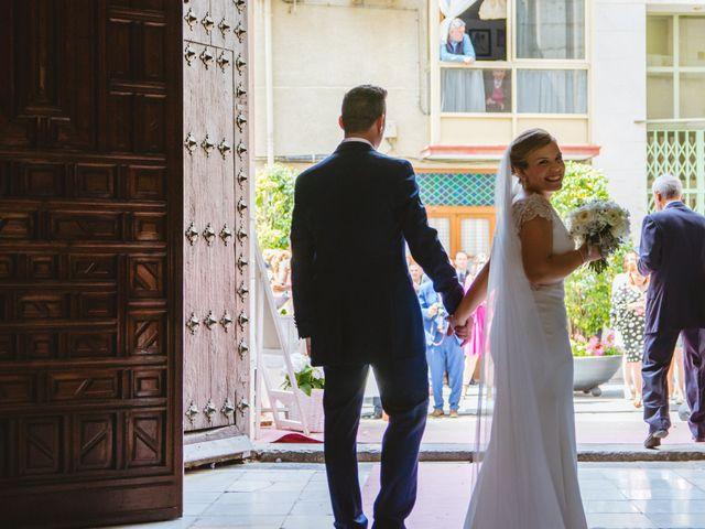 La boda de David y Sara en Orihuela, Alicante 42
